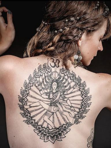 55+ Incredible Indian Tattoo Designs & Meanings - Iconic Ideas (2019)